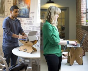 X-Stand Portable Standing Desk