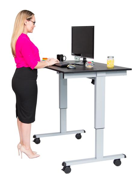 Luxor 48 Electric Standing Desk Notsitting Com
