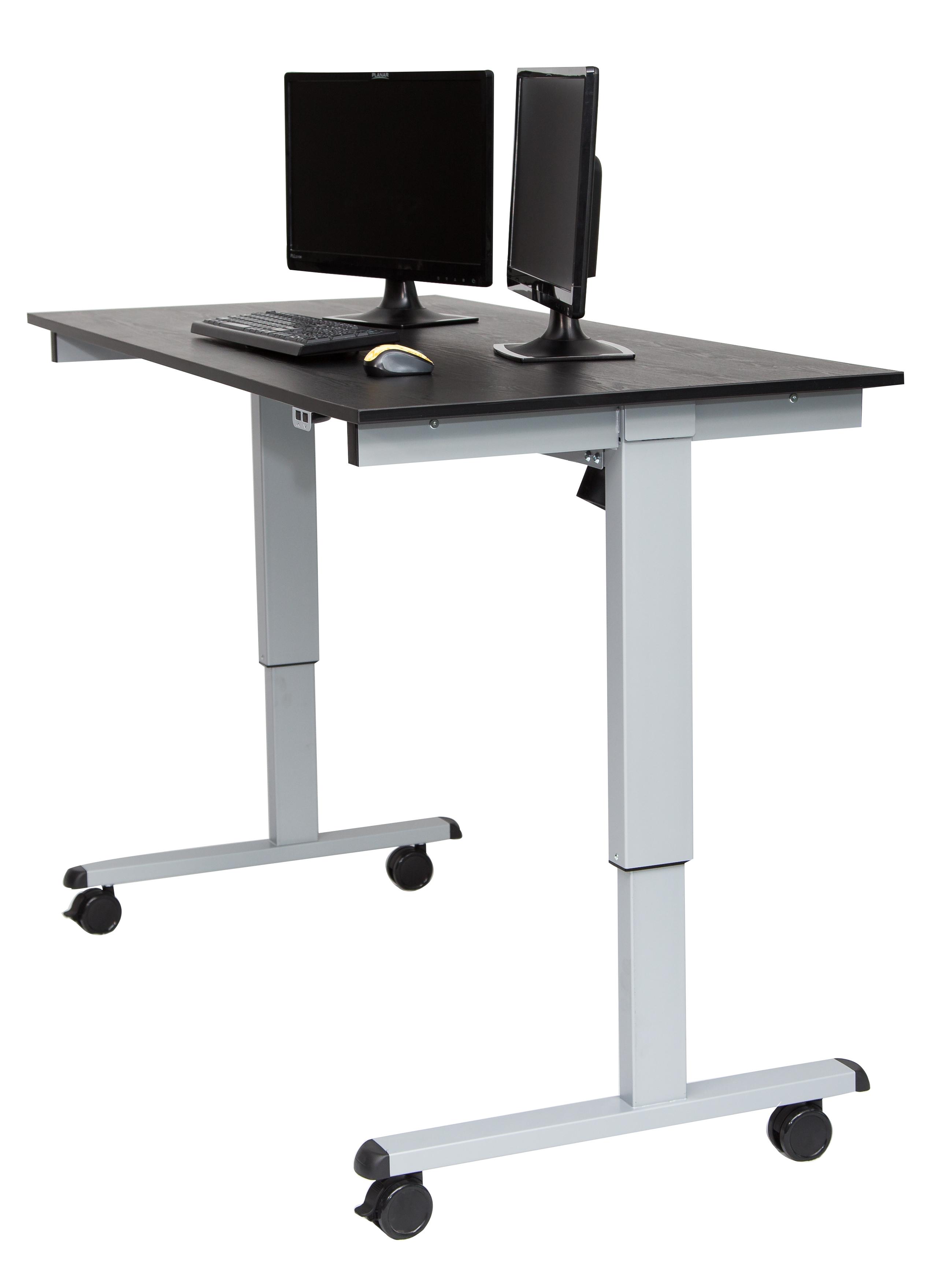 Luxor 60 Electric Standing Desk Notsitting Com