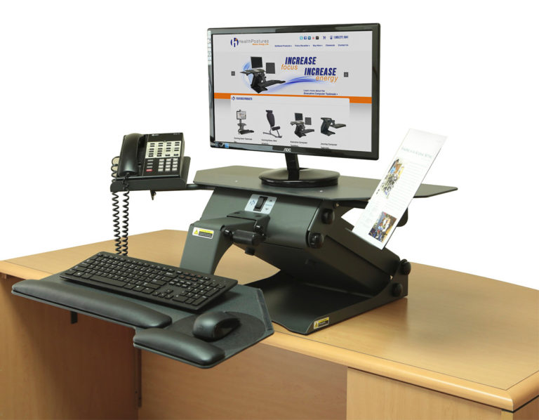 Taskmate Executive Standing Desk Notsitting Com