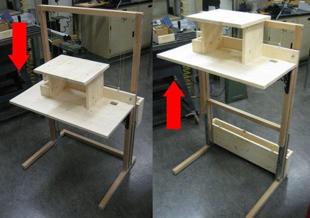 6 Diy Standing Desks You Can Build Too