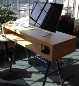 IKEA DIY Standing Desk Round Up - NotSitting com