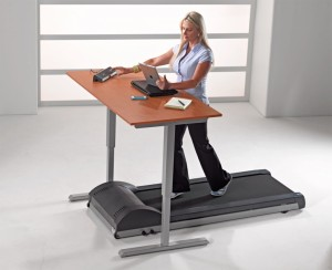 LifeSpan Treadmill Desk