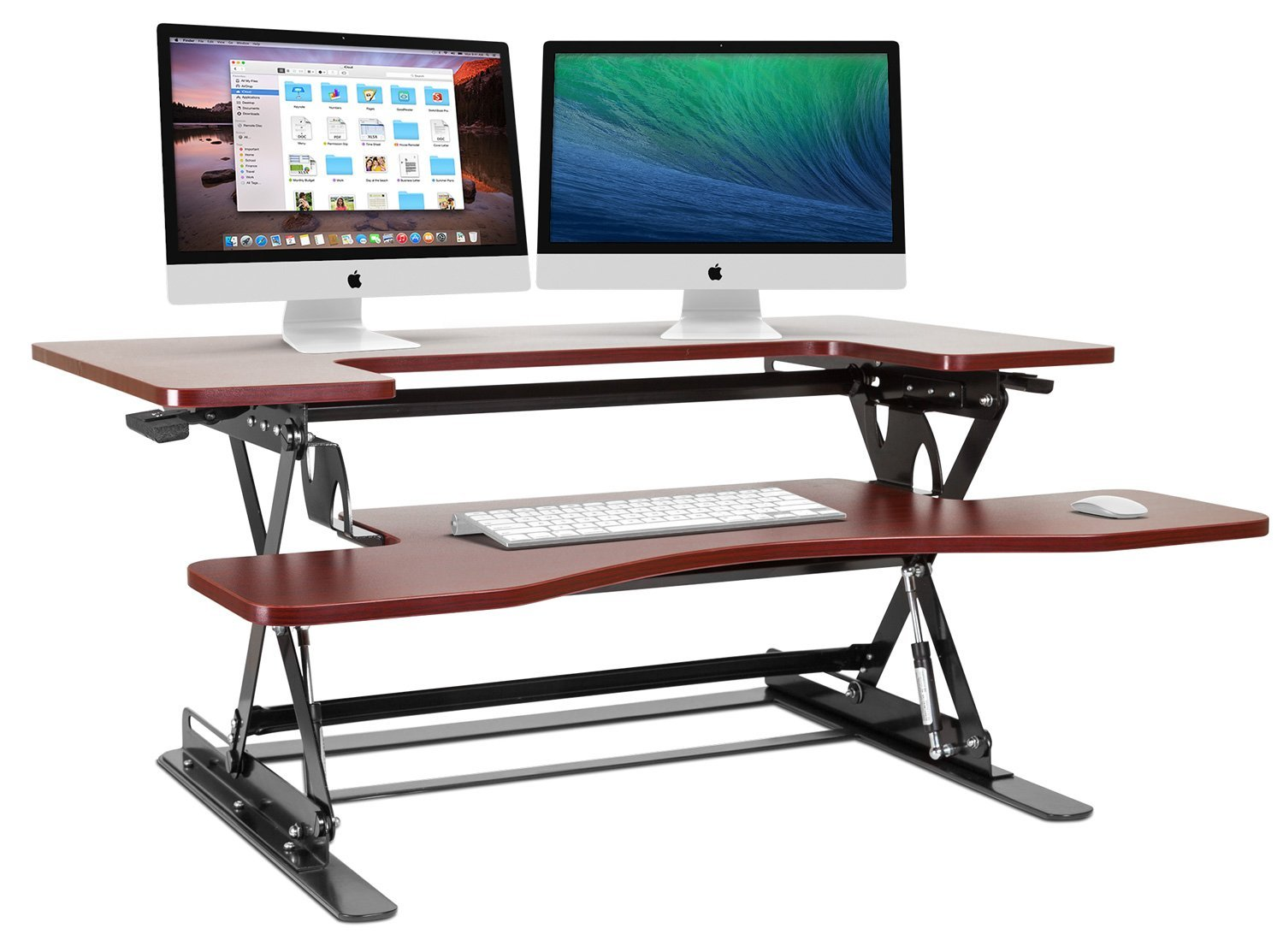 Halter ED-258 Height Adjustable Desk