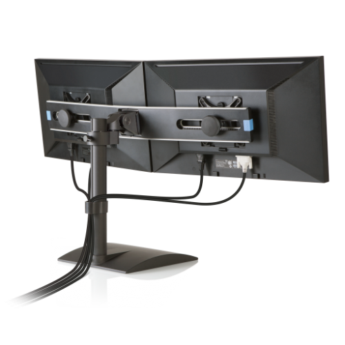 Innovative Freestanding Dual Monitor Stand 9109 Switch