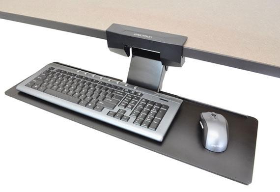 Neo Flex Underdesk Keyboard Tray Notsitting Com