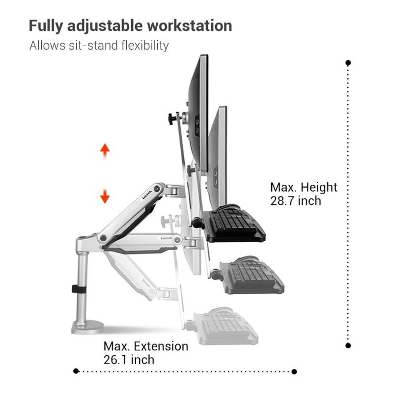 Loctek S1m Adjustable Notsitting Com