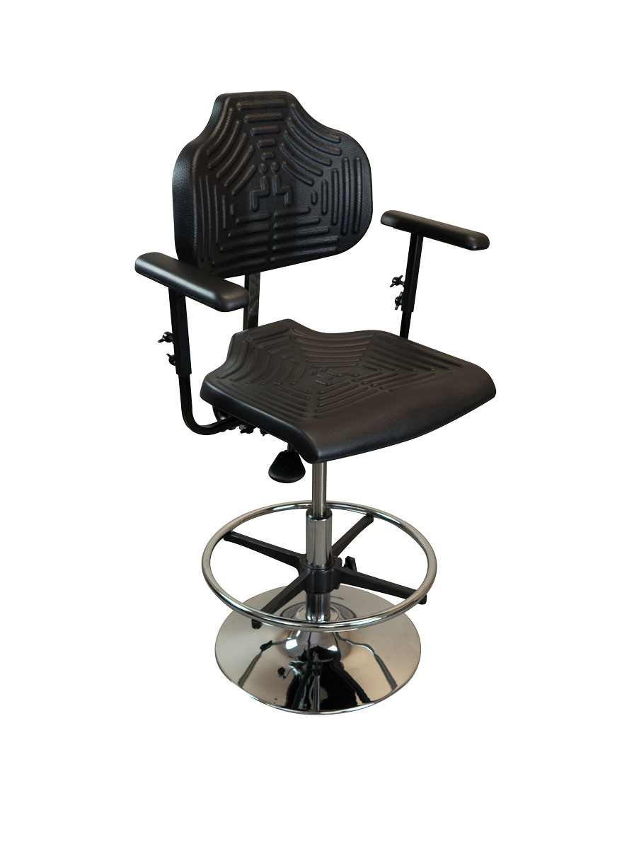Imovr Tempo Treadtop Office Chair With Arms Notsitting Com