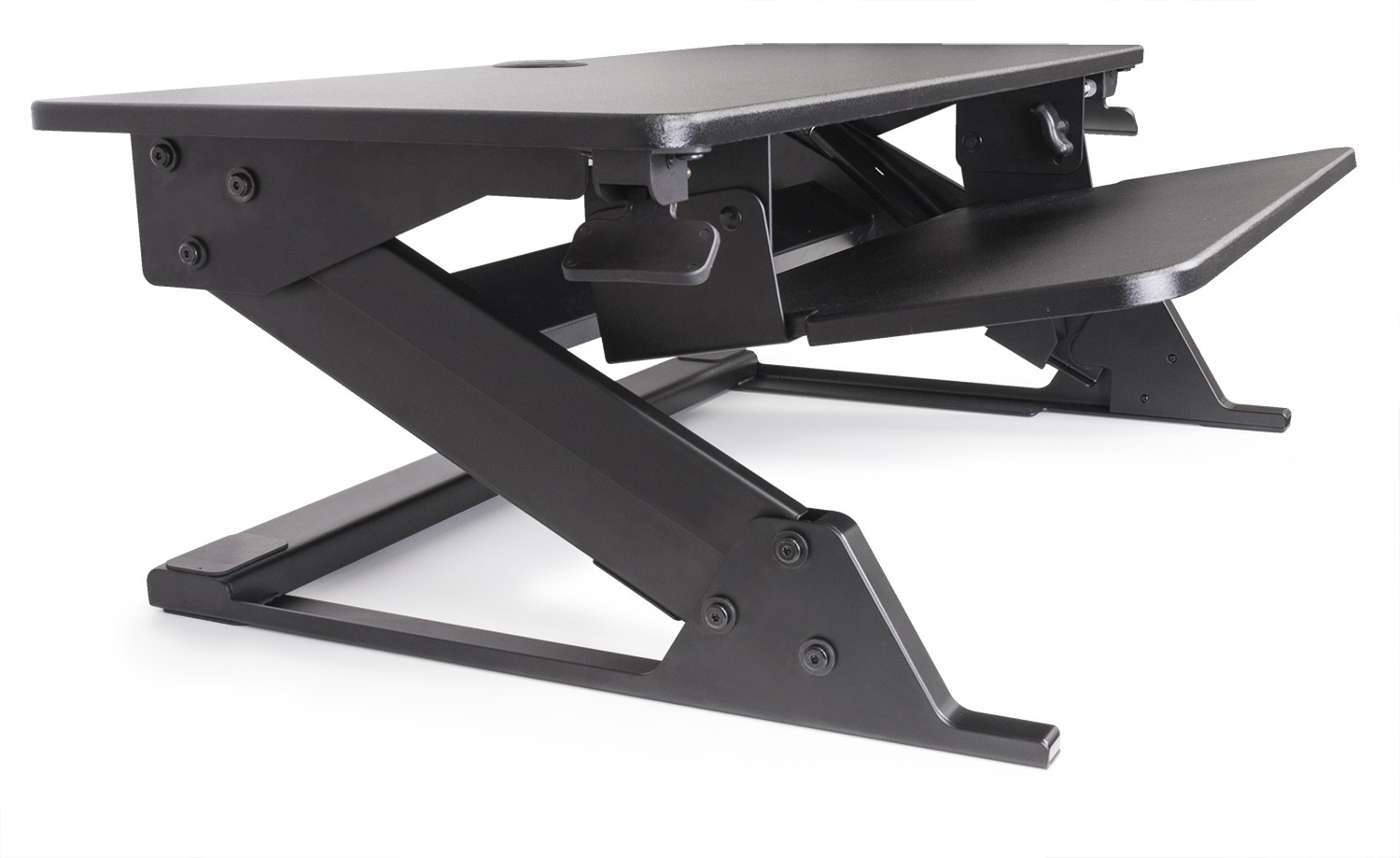Ziplift 35 Sit Stand Adjustable Desk Notsitting Com
