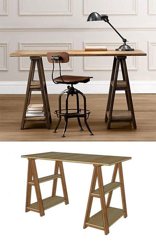 6 diy standing desks you can build too notsitting com