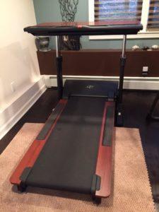 Tom Scarda - Treadmill desks